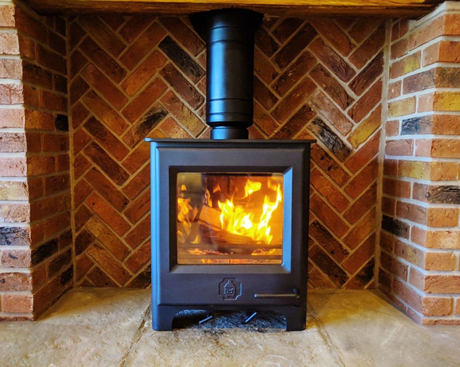 Woodwarm Firegem 5kW