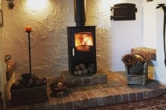 Charnwood C4 wood burning stove
